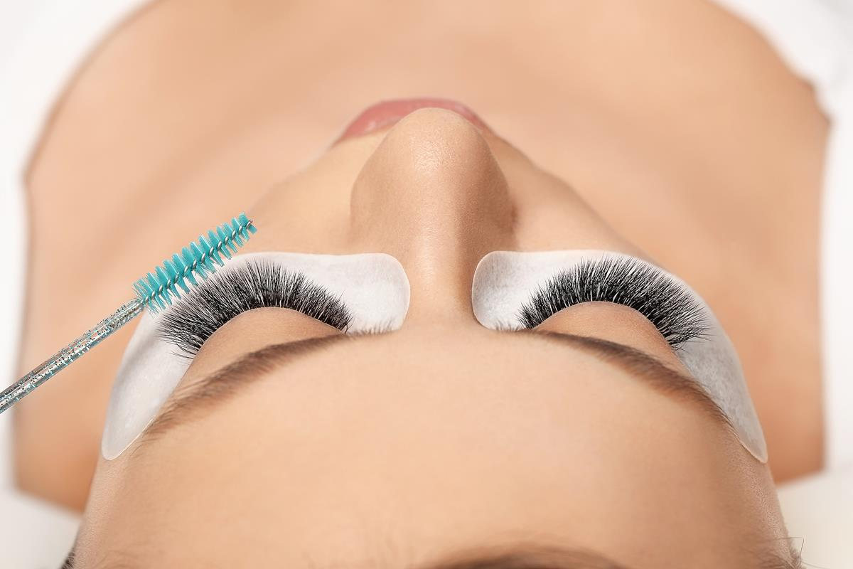 eyelashes Extensions Length And Curl